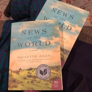 "2 new copies of ""News of the World"""
